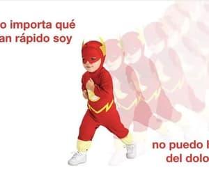 DC, flash, and meme image