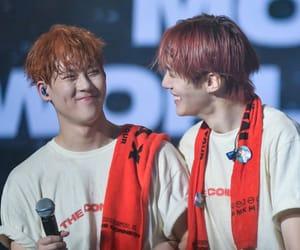minhyuk, joohyuk, and jooheon image