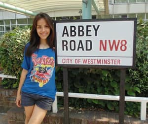 abbey road, beatles, and london image