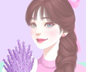 Enakei, lovely girl, and mellow j image