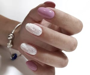 beautiful, nails, and nice image