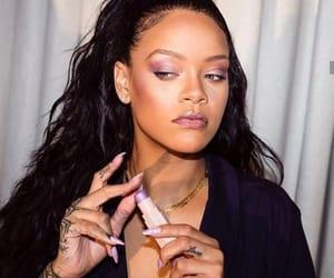 rihanna, makeup, and fenty image
