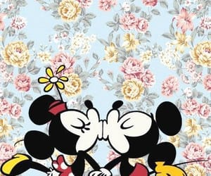 wallpaper, minnie, and disney image