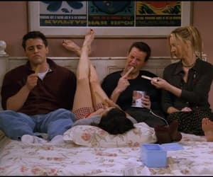 90's, chandler, and ross image