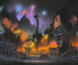 90s, cool world, and ralph bakshi image