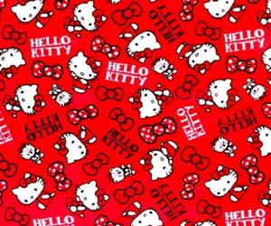 hello kitty, wallpaper, and backgrounds image