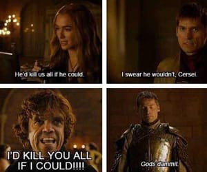 got, game of thrones, and jaime lannister image