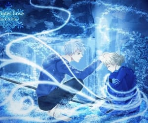 disney, jack frost, and snow image