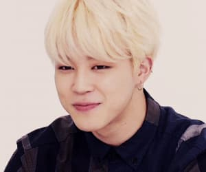 aesthetic, gif, and park jimin image