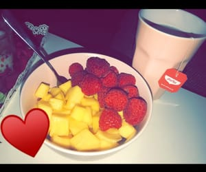 chill, rasberry, and tea image