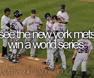 mets and new york image