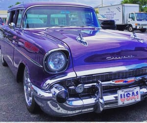 automobiles, purple, and cars image