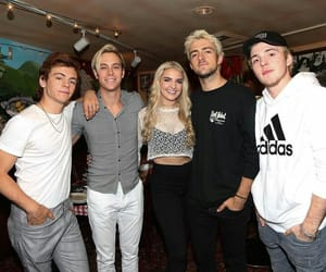ross lynch, ryland lynch, and r5 image