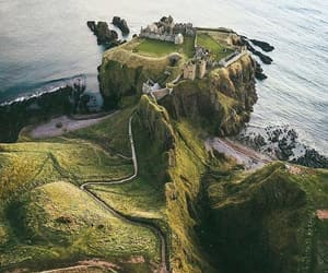 nature, travel, and scotland image