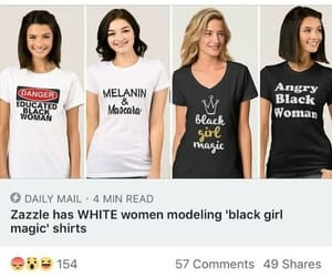 black, black girl, and clothes image