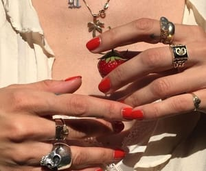 aesthetic, clothes, and nails image