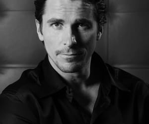 actor, batman, and christian bale image