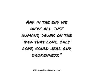 broken, heal, and human image