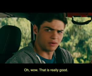 movie, to all the boys, and noah centineo image