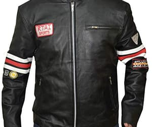 biker jacket, out look, and movie jacket image