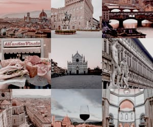 city, florence, and europe image
