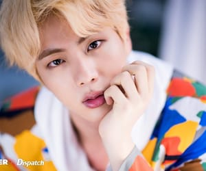 army, jin, and photo shoot image