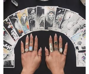 hands, nails, and rings image