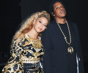 beyoncé, jay-z, and couple image