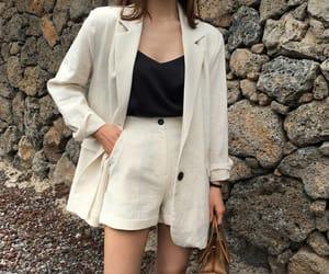 fashion, minimal, and minimalist image