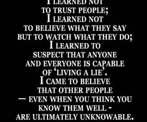 quote, trust, and quotes image