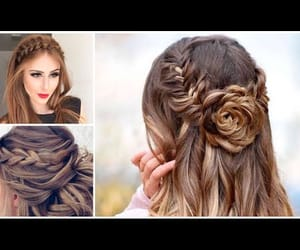 Easy, easy hairstyles, and idea image