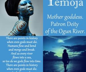 goddess, myths, and nigeria image