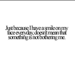 text, quotes, and smile image