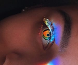 eyes, girl, and goals image