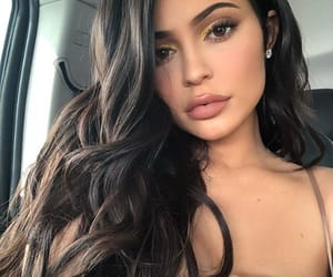 beauty, lips, and hair image