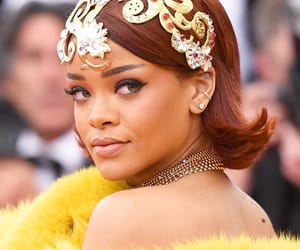 rihanna, beauty, and Queen image