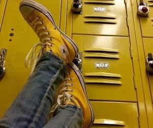 article, pencil case, and schoolbag image