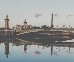 paris, سياحة, and love image