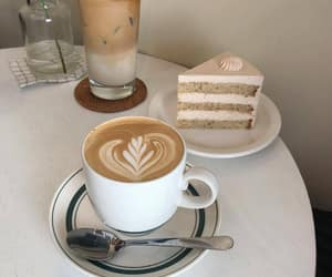 coffee, aesthetic, and food image