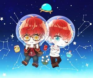 kawaii, MM, and anime boy image