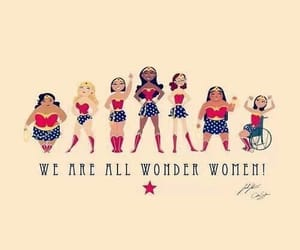 woman, girl power, and feminism image