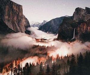 nature and world image