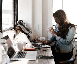 coffee, fashion, and hustle image
