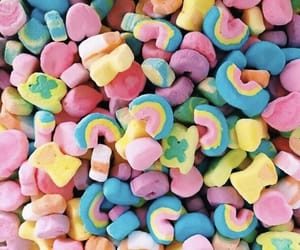 lucky charms, aesthetic, and food image