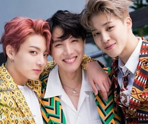 army, jh, and jungkook image