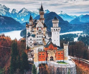 travel, castle, and photography image