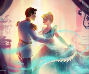 cinderela, disney, and princesa image