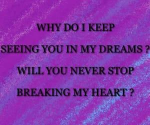 dreams, heartbreak, and sad image