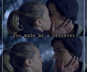 riverdale, bughead, and betty cooper image