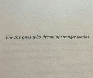 quotes, book, and Dream image